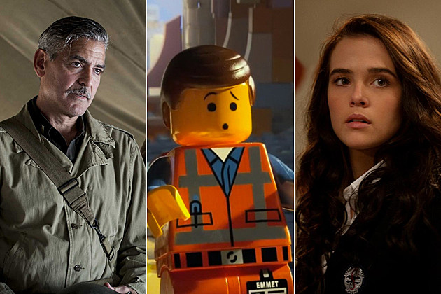 Monuments Men LEGO Movie Vampire Academy