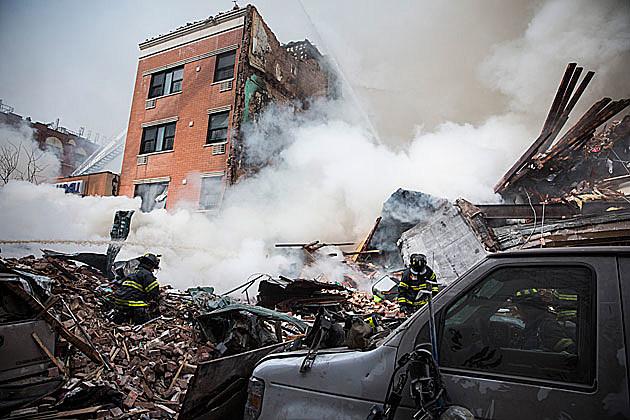 Building Explosion