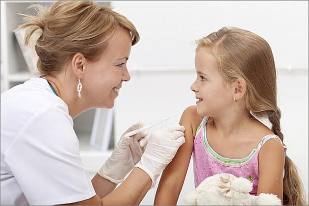 doctor patient vaccine