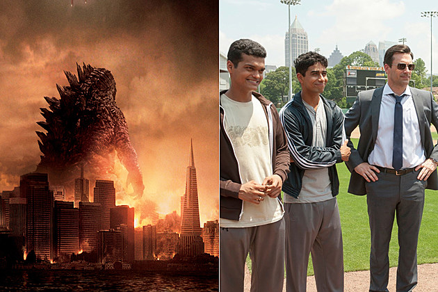 Godzilla Million Dollar Arm