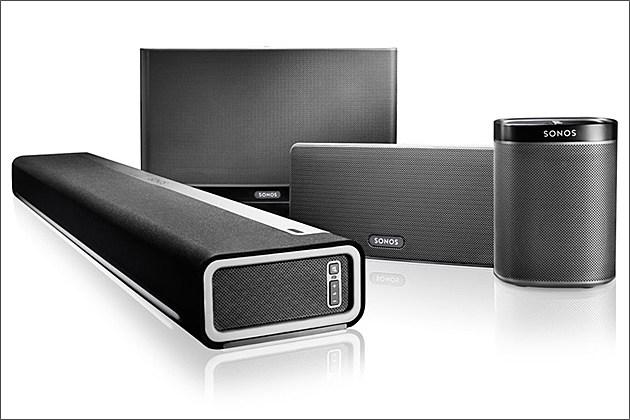 Sonos equipment