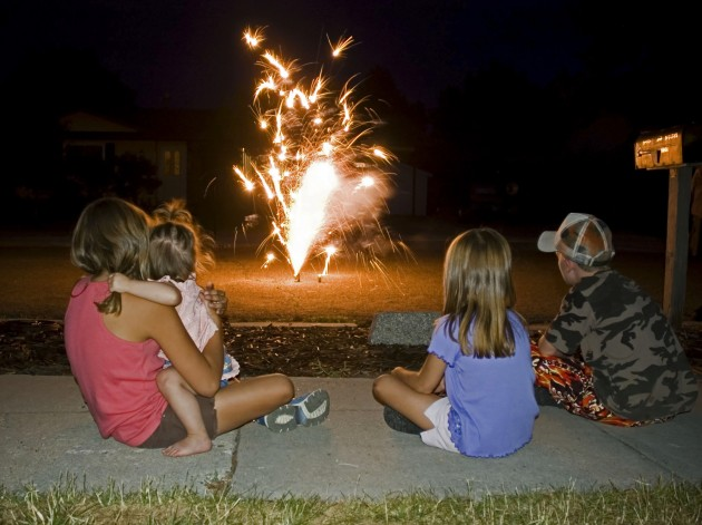 Those Big Fireworks 'Are Actually Bombs': Fourth of July Safety ...