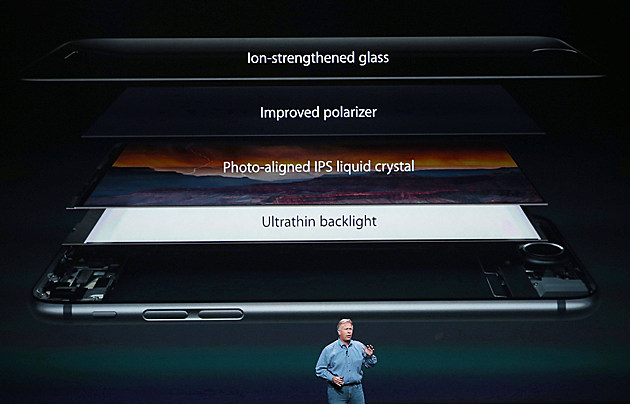 iPhone 6 tech specs