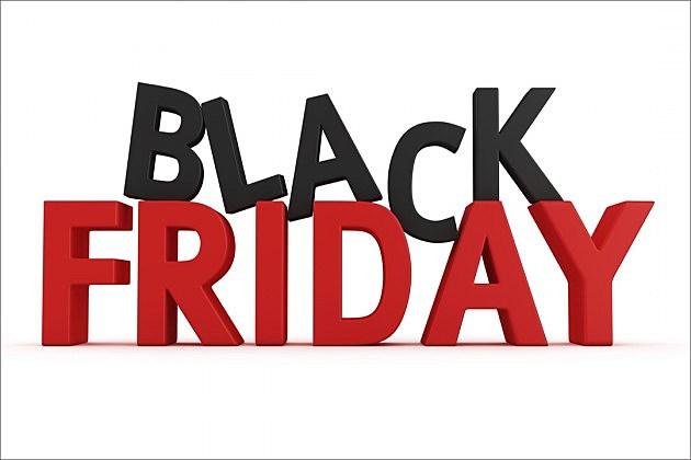 Black Friday big letters