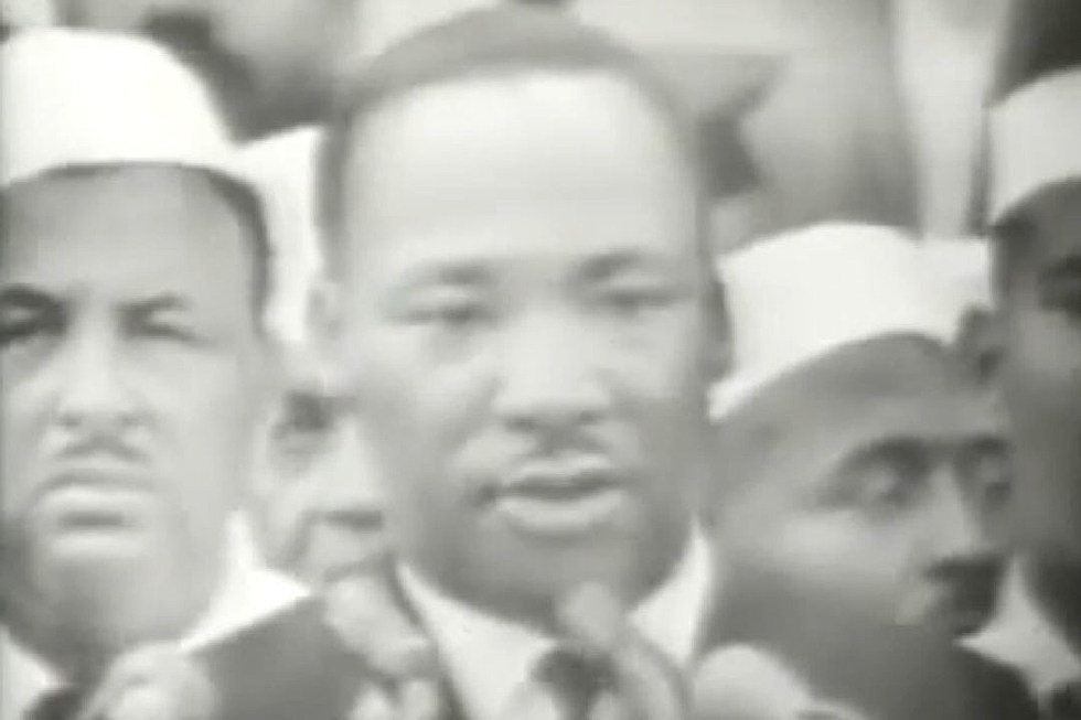Watch Martin Luther King Jr S I Have A Dream Speech