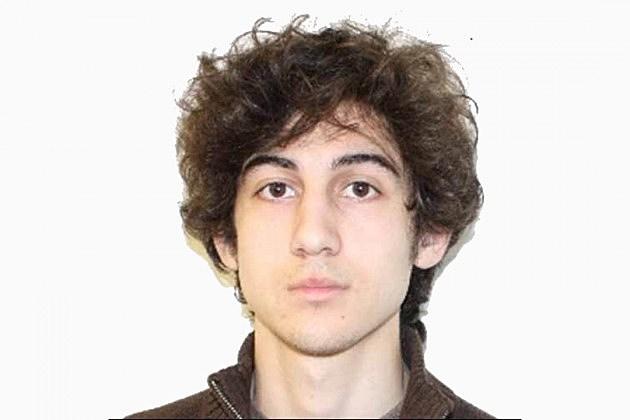 Dhokhar Tsarnaev mugshot