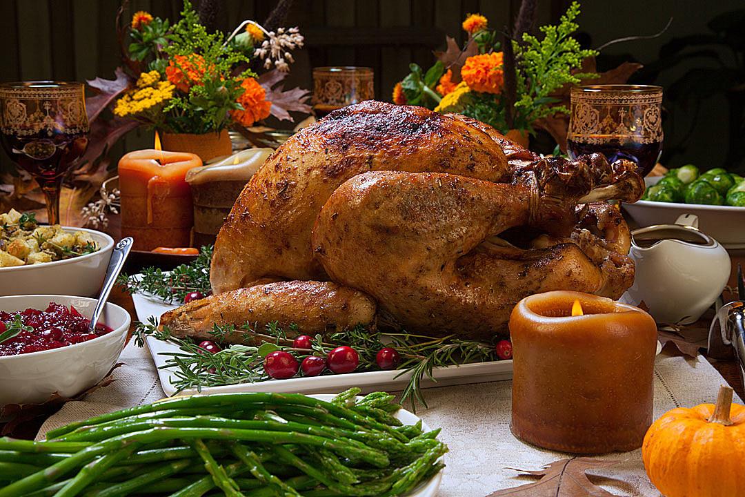 Five Non Traditional Thanksgiving Ideas