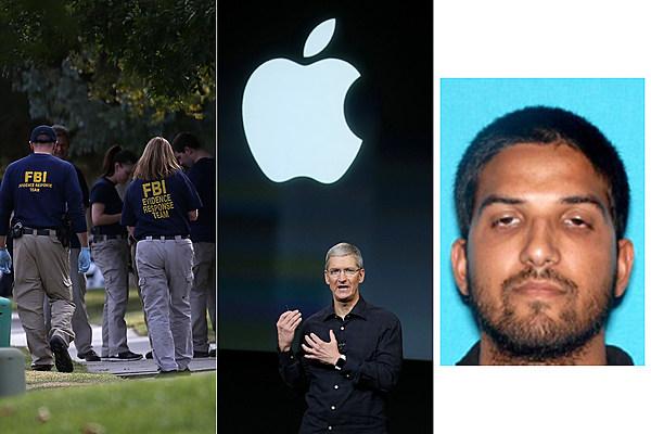 FBI and Apple Battle Over San Bernardino Shooter's iPhone