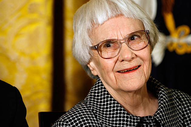 Bush Awards Presidential Medal of Freedom to Harper Lee