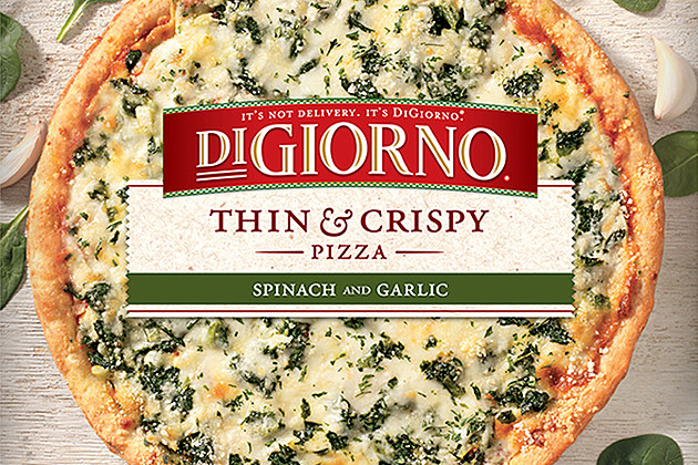 DiGiorno spinach pizza recall