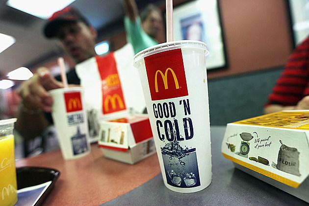 McDonald's Soda