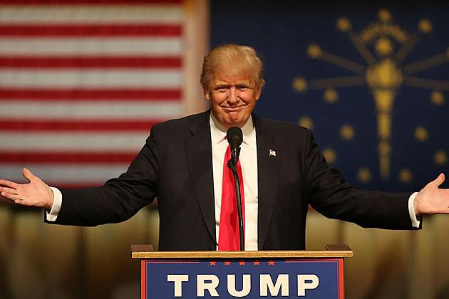 Donald Trump wins Indiana