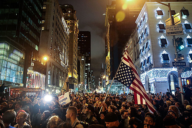 New York City Protest