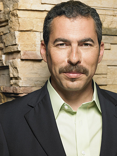 Mature man, close-up, portrait
