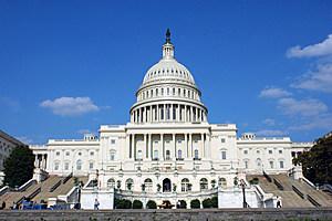 U.S. Capitol building Stefan Zaklin / Getty Images