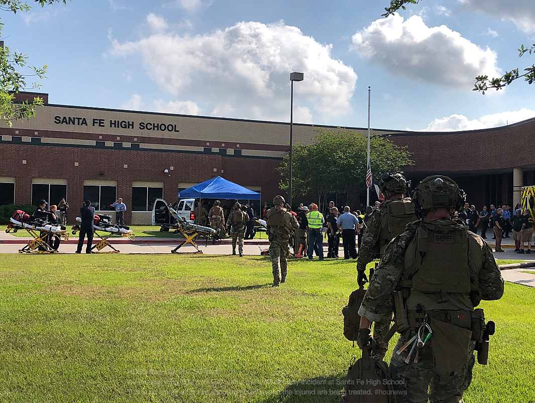 Several Killed in Texas School Shooting | The Rock of Rochester